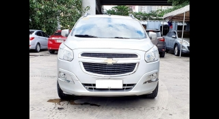 2015 Chevrolet Spin LTZ AT