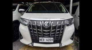 2020 Toyota Alphard V6