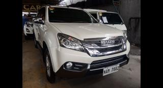 2018 Isuzu mu-X MT Diesel