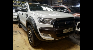 2018 Ford Ranger Wildtrak AT