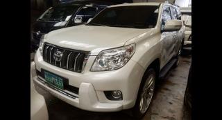 2013 Toyota Land Cruiser Prado Diesel AT