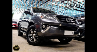 2018 Toyota Fortuner G 2.4L AT Diesel