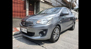 2019 Mitsubishi Mirage G4 GLX AT Gasoline