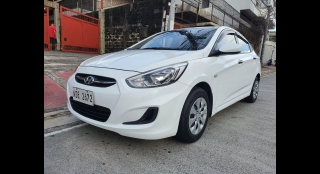 2016 Hyundai Accent Sedan GL 1.4L MT Gas