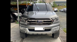 2018 Ford Everest 2.2 AT