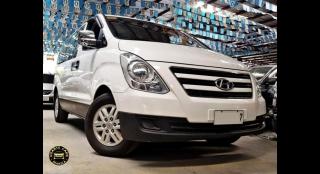 2017 Hyundai Grand Starex TCI MT