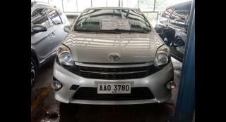 2014 Toyota Wigo E MT