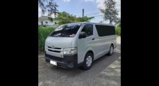 2018 Toyota Hiace 3.0L MT Diesel