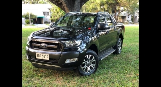 2016 Ford Ranger 2.2L Wildtrak 4X2 AT