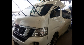 2020 Nissan NV350 Urvan Premium