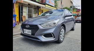 2019 Hyundai Accent Sedan 1.4 GL AT (w/o Airbags)