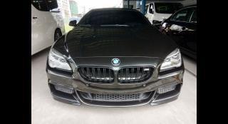 2016 BMW M6 Sedan 640D Msports
