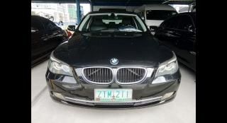 2009 BMW 5-Series Sedan 520d