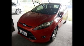 2012 Ford Fiesta Hatchback S AT
