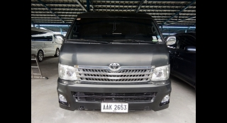 2014 Toyota Hiace Super Grandia AT