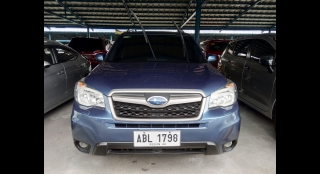 2015 Subaru Forester 2.0L AT