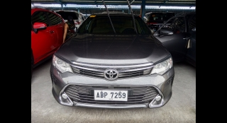 2015 Toyota Camry G AT Gas