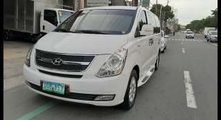 2013 Hyundai Grand Starex CVX AT DSL