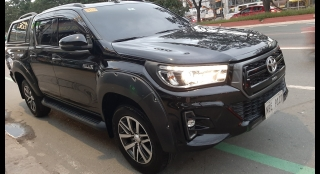 2019 Toyota Hilux 2.4L G DSL 4x2 AT