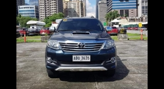 2016 Toyota Fortuner 3.0 V Diesel 4x4 AT