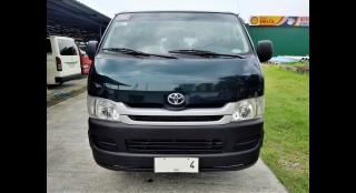 2008 Toyota Hiace Commuter MT