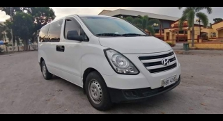 2018 Hyundai Grand Starex 2.5 GL MT (Super Express)