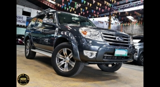 2013 Ford Everest 2.5L AT Diesel