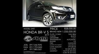 2019 Honda BR-V 1.5 S CVT