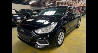 2020 Hyundai Accent Sedan 1.6L MT Diesel