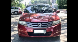 2010 Honda City S MT