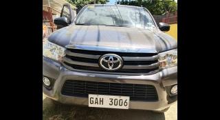2018 Toyota Hilux E MT Diesel