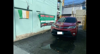 2014 Toyota Rav4 2.5L (4X2) AT Gasoline