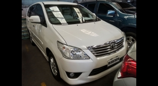 2013 Toyota Innova V Gas AT