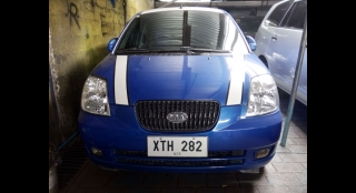 2005 Kia Picanto 1.0L AT Gasoline