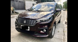 2019 Suzuki Ertiga GLX 1.5 AT (Upgrade)
