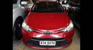 2015 Toyota Vios 1.3E AT