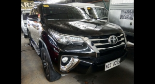 2016 Toyota Fortuner 2.5V (4x2) AT