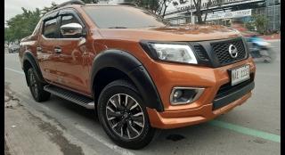 2017 Nissan NP300 Navara Calibre VL 4x4