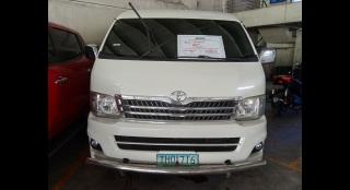2011 Toyota Hiace Super Grandia AT