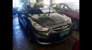 2013 Hyundai Accent Hatchback 1.6 MT