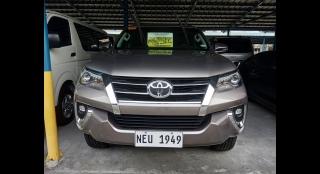 2020 Toyota Fortuner V 2.4L AT Diesel (4x2)