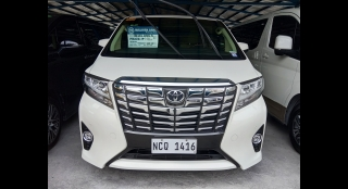 2018 Toyota Alphard 3.5 AT