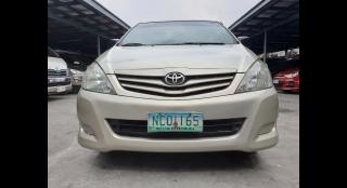 2009 Toyota Innova E Gas AT