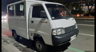 2019 Suzuki Super Carry Utility Van
