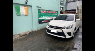 2016 Toyota Yaris 1.3E AT