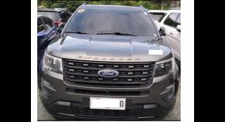 2016 Ford Explorer V6 EcoBoost AT