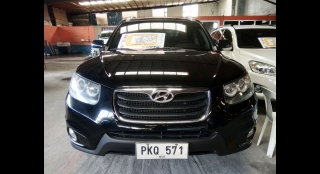 2010 Hyundai Santa Fe Diesel 4X4 AT