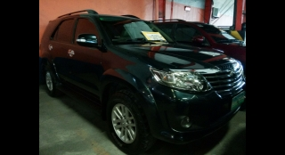 2012 Toyota Fortuner 2.4 G AT Diesel