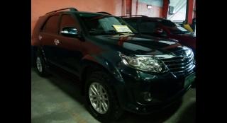 2012 Toyota Fortuner 2.4 G AT Diesel