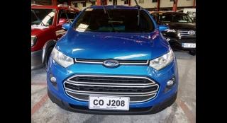 2017 Ford EcoSport 1.5L Trend